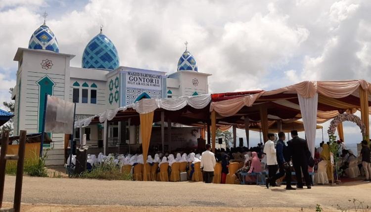Gontor 11 Sulit Air Jadi Ikon Kabupaten Solok Moralriau Com